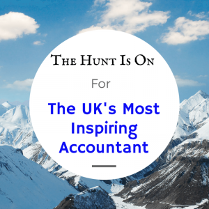The UK's most inspiring accountant