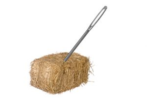 accountancy marketing needle in haystack